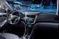 Hyundai Accent 2015 interior