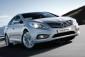 Hyundai Azera 2015 exterior grey