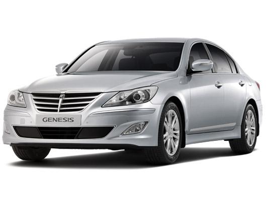 Hyundai Generis 2015 Grey